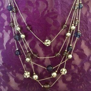 Catherine Stein Design Torsade Bead Necklace